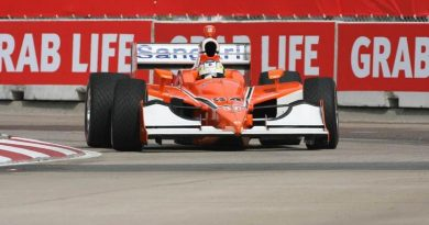 IndyCar: Acidente tira chances de Jaime Câmara em Detroit