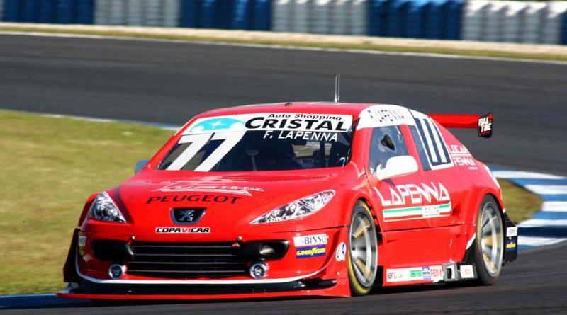 Copa Vicar: Felipe Lapenna não aprova circuito 'mutilado' de Jacarepaguá