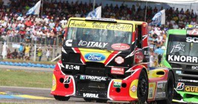 Truck: Time de Leandro Totti prepara reação na Fórmula Truck