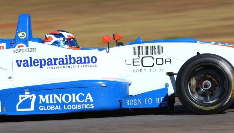 F3 Sulamericana: Leonardo Cordeiro mantém a quarta posição no campeonato