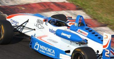 F3 Sulamericana: Leonardo Cordeiro faz a pole em prova história