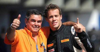 F3 Sulamericana: Otero conquista primeiro pódio na categoria