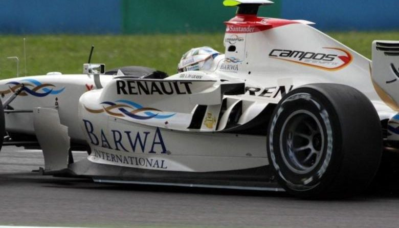 GP2 Series: Melhor brasileiro, Lucas avança na pontuação