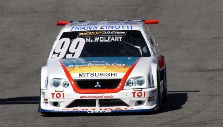 Pick-Up: Marcel Wolfart é declarado campeão da temporada 2007 da Pick-up Racing
