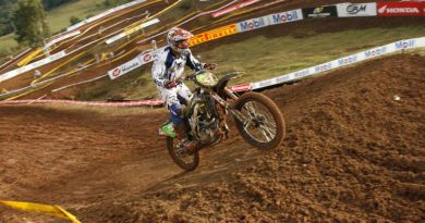 Motocross: Marronzinho é o mais rápido nos treinos para a 3ª etapa do Campeonato Brasileiro de Motocross