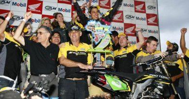 """Motocross: João Paulino """"Marronzinho"""" chega em quinto e é campeão brasileiro de motocross"""