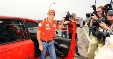 F1: Massa é o mais rápido no primeiro treino para o GP Brasil