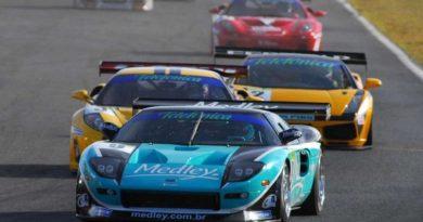 GT3 Brasil: Xandy e Mattheis vencem no DF e assumem liderança