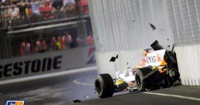 F1: Ferrari poderia usar 'brecha' para anular GP de Cingapura e dar título a Massa