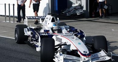 F1: Pressionado, Heidfeld faz melhor tempo; Massa é 5º