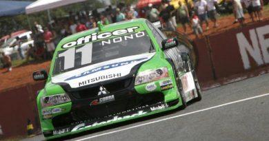 Stock: Nonô larga na primeira fila em Brasília e promete mais