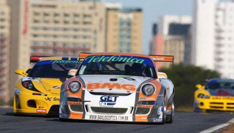 GT3 Brasil: Gresse e Brito conquistam primeiro pódio do Porsche na GT3