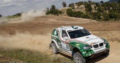 Rally: Palmeirinha sobe 20 posições no Rally da Tunísia