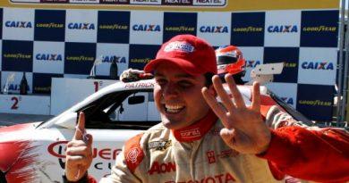 Stock Jr.: Patrick chega na frente em Campo Grande e bate recorde de vitóras