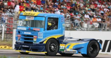 Truck: Primeiro vencedor em Fortaleza, Muffato vê desvantagem na 4ª etapa