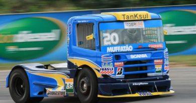 Truck: Ansioso por boa corrida, Muffato prevê dificuldades nos treinos