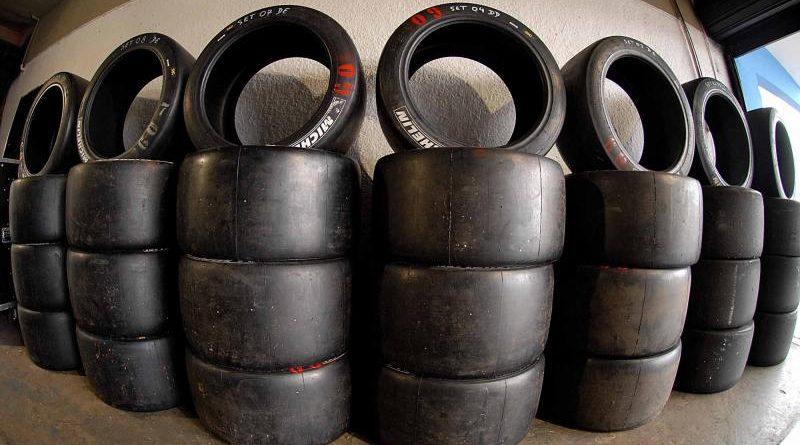 GT3 Brasil: Pneus deixam de ser fator de equalização em 2008