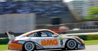 GT3 Brasil: Dupla milionária, Fittipaldi e Brito vão ao pódio pela primeira vez