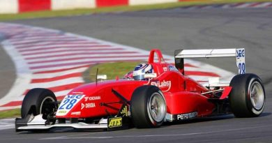 F3 Alemã: Rafael Suzuki chega em quinto na Alemanha