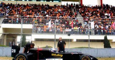 Fórmula 3 Asiática: Rafael Suzuki larga da primeira fila nas Filipinas