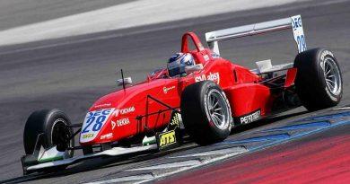 Fórmula 3 Alemã: Brasileiro Rafael Suzuki conquista pole position na Alemanha