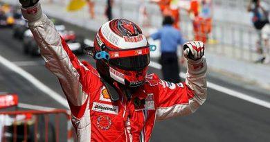 F1: Kimi Räikkönen vence fácil o GP da Espanha