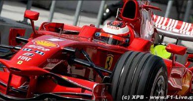 F1: Kimi Raikkonen começa GP de Mônaco na frente