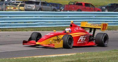 Indy Lights: Raphael Matos vence a primeira em Watkins Glen