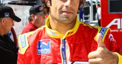 IndyCar: Raphael Matos testa pela Andretti Green