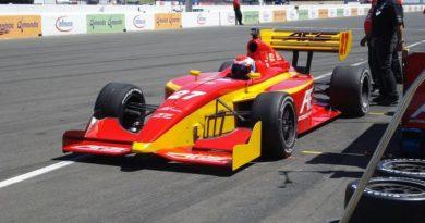 Indy Lights: Raphael Matos assume a liderança da Indy Lights