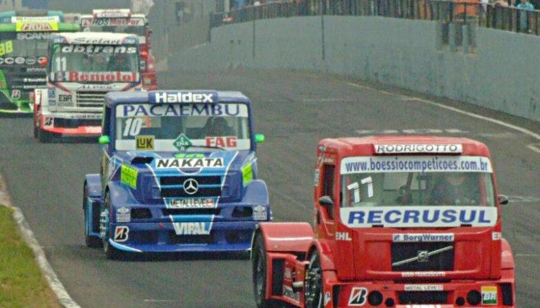 Truck: Boa posição no grid é objetivo de Boessio para Brasília (DF)