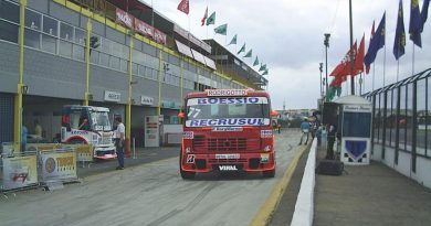 Truck: Recrusul escolhe Régis Boessio para representar sua marca na Fórmula Truck