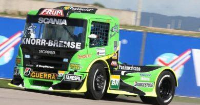 Truck: Roberval é o mais rápido no primeiro treino em Caruaru