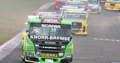 Truck: Pelo vice, Roberval terá novidades na aerodinâmica