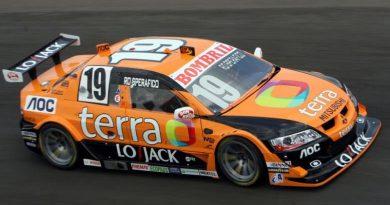 Stock Car: Rodrigo Sperafico volta a andar entre os primeiros