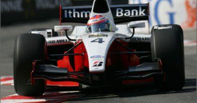 GP2 Series: Grosjean lidera treino livre em Silverstone