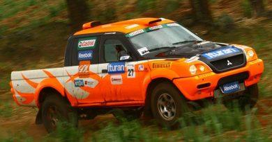 Rally: Rondônia Rally Team faz a lição de casa na Mitsubishi Cup