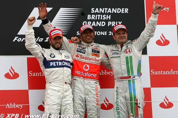F1: Sem Honda, Barrichello deve 'ficar a pé' em 2009