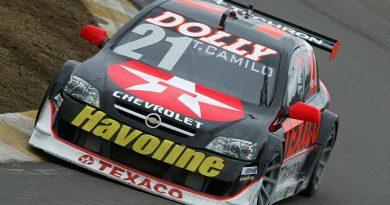 Stock: Chevrolet Power Team domina grid de largada em Campo Grande