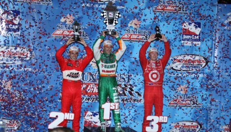 IndyCar: Tony Kanaan vence em Richmond