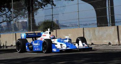 IndyCar: Tony Kanaan vai ao pódio em Detroit e assume a 3a posição no campeonato