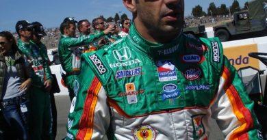 IndyCar: Tony vai ao pódio na Califórnia mas acha corrida chata