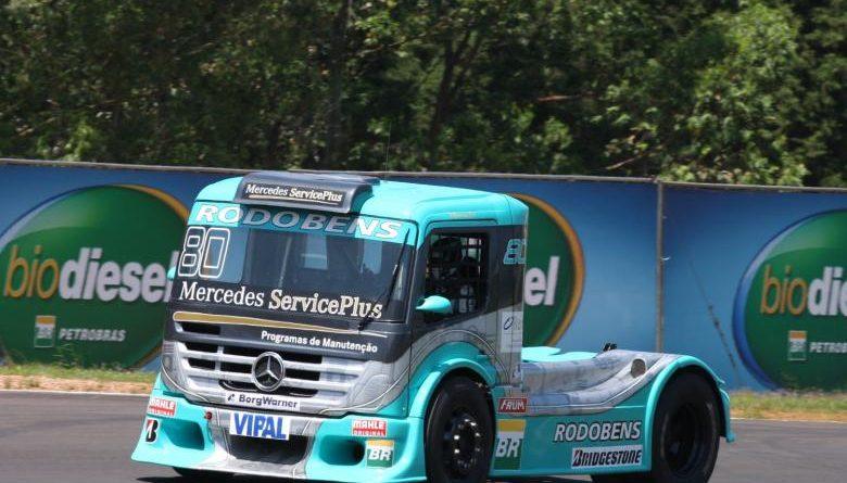 Truck: De olho em 2009, Ramires espera pódio em Brasília