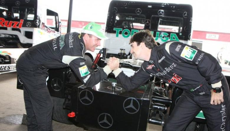Truck: Piquet x Cirino: é a decisão da Fórmula Truck