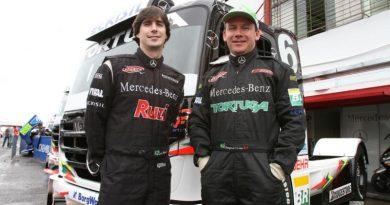 Truck: Cirino e Piquet contentes com o 1º dia treinos em Guaporé