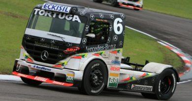 Truck: Renato Martins marca a pole; Cirino larga em terceiro em Guaporé