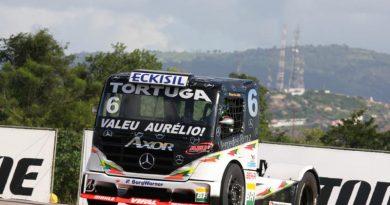 Truck: Treinos da Fórmula Truck em Caruaru iniciam com duelo de Cirino e Roberval