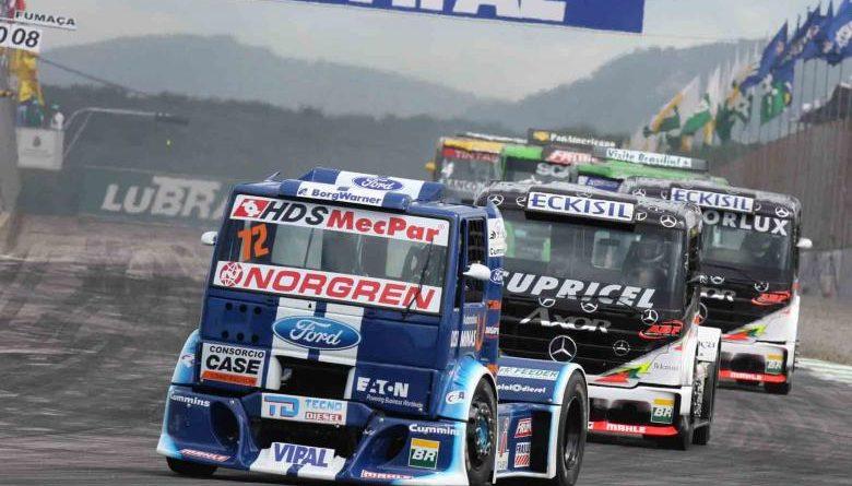 Truck: Djalma Fogaça está animado para brigar pela pole position