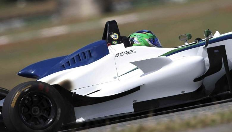 F3 Sulamericana: Lucas Foresti largará da terceira posição na primeira prova de Curitiba