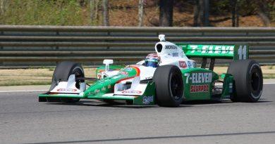 IndyCar: Tony Kanaan abre a quarta fila no GP de Sonoma